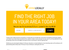 Hiringlocally.com thumbnail