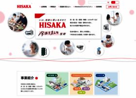 Hisaka.co.jp thumbnail