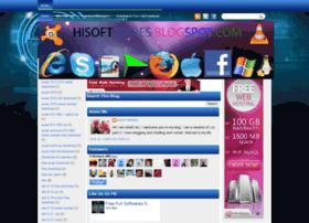 Hisoftwares.blogspot.co.il thumbnail