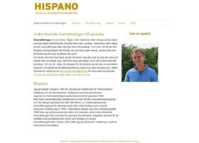Hispano.se thumbnail