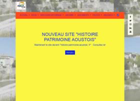 Histoire-et-patrimoine-aoustois.fr thumbnail
