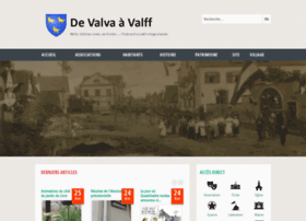 Histoiredevalff.fr thumbnail