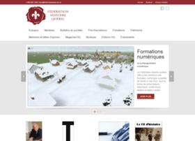 Histoirequebec.qc.ca thumbnail