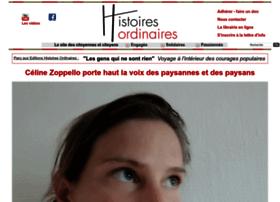Histoiresordinaires.fr thumbnail