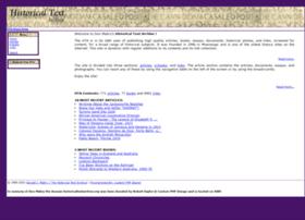 Historicaltextarchive.org thumbnail