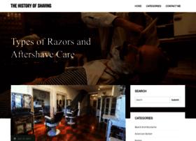 History-of-shaving.eu thumbnail