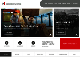 Historymuseum.ca thumbnail