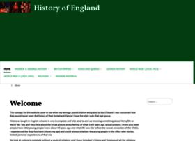Historyofengland.net thumbnail