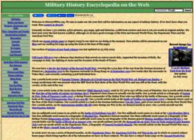 Historyofwar.org thumbnail