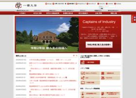 Hit-u.ac.jp thumbnail