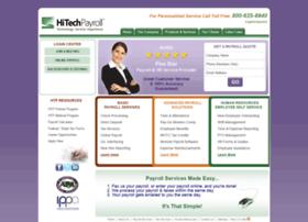 Hitechpayroll.com thumbnail