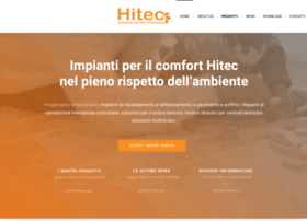 Hitecsystems.it thumbnail