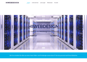 Hiwebdesign.de thumbnail