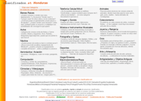 Hn.clasificados.st thumbnail