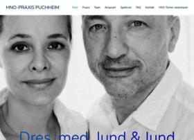 Hno-puchheim.de thumbnail