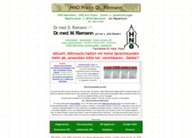 Hno-riemann.de thumbnail