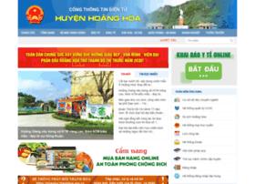 Hoanghoa.gov.vn thumbnail