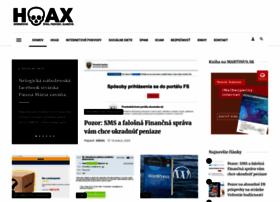 Hoax.sk thumbnail