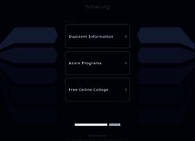 Hobab.org thumbnail