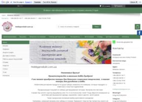 Hobbyprodukt.com.ua thumbnail