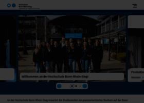 Hochschule-bonn-rhein-sieg.de thumbnail
