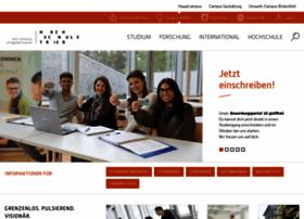 Hochschule-trier.de thumbnail