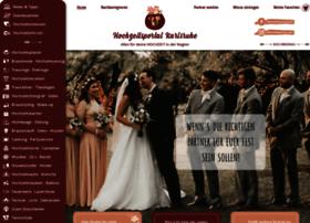 Hochzeitsportal-karlsruhe.de thumbnail