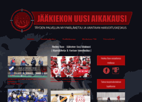 Hockeybase.fi thumbnail