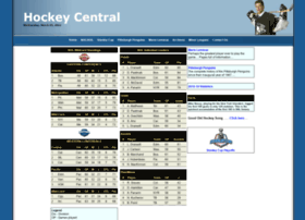 Hockeycentral.co.uk thumbnail