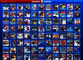 Hockeygames.org thumbnail