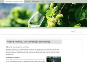Hoevehelena.nl thumbnail
