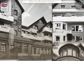 Hof-hotels.de thumbnail
