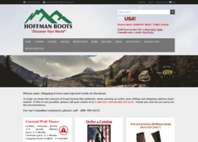 Hoffmanboots.com thumbnail