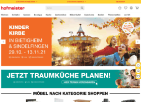 Hofmeister.de thumbnail