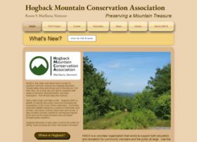 Hogbackvt.org thumbnail