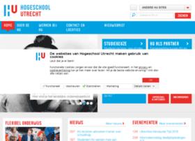 Hogeschoolutrecht.nl thumbnail