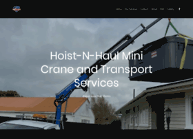 Hoist-n-haul.co.nz thumbnail