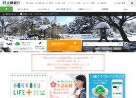 Hokkokubank.co.jp thumbnail