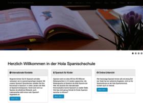 Hola-spanischschule.de thumbnail
