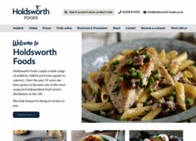 Holdsworthfoods.co.uk thumbnail