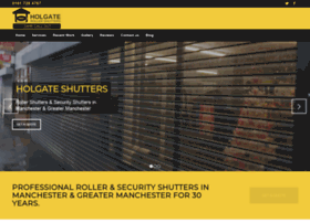 Holgateshutters.co.uk thumbnail