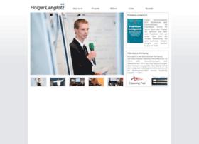 Holgerlanglotz.de thumbnail