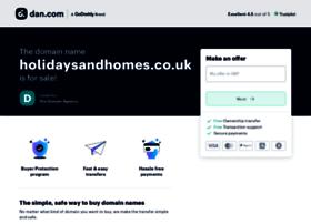 Holidaysandhomes.co.uk thumbnail