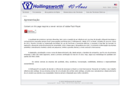 Hollingsworth.com.br thumbnail