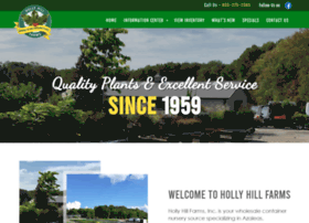 Hollyhillfarms.net thumbnail