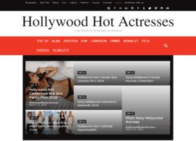 Hollywoodhotactresses.com thumbnail