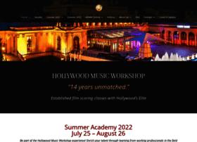 Hollywoodmusicworkshop.com thumbnail