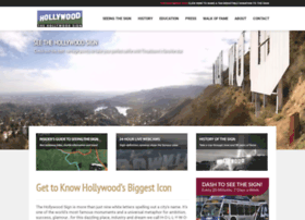 Hollywoodsign.org thumbnail