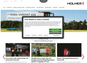 Holmer-maschinenbau.de thumbnail