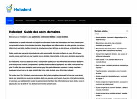 Holodent.fr thumbnail